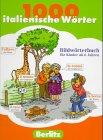Berlitz Tausend italienische Wörter