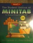 The Student Edition of Minitab for Windows Manual : Release 12, McKenzie, John and Goldman, Robert N., 0201397153