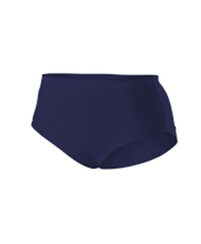 Alleson GIRLS CHEERLEADING TRADITIONAL BRIEF NAVY S C300Y