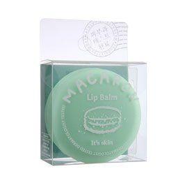 - It's Skin Macaron Lip Balm #02 Green Apple