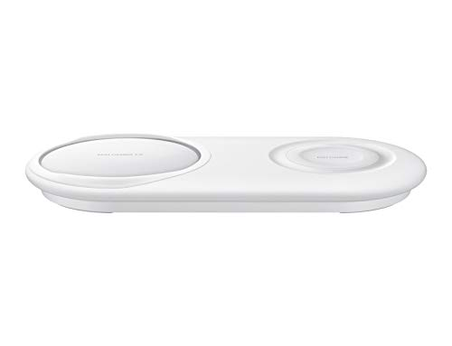 Samsung Wireless Charger Duo Pad - White