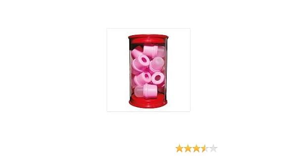 Dedales para quitar esmalte de uñas semipermanente (10 unidades): Amazon.es: Belleza