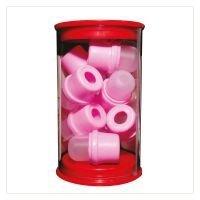 Dedales para quitar esmalte de uñas semipermanente (10 unidades)