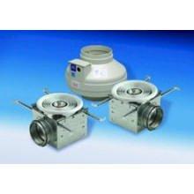 Fantech PB230F-2 - 230 CFM Fan - 2 Ceiling Grills With Flourescent Lights