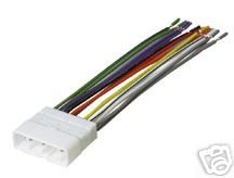 21CGZP3Z5VL amazon com stereo wire harness isuzu trooper 98 99 00 01 02 2000  at readyjetset.co