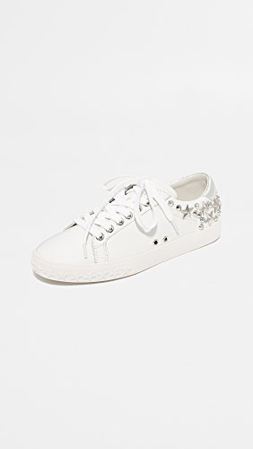 Ash Dazed Ash Womens Sneakers Dazed Silver Womens White FwnfqUS7