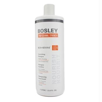 Bosley Professional Strength Bosrevive Shampoo For Color-Treated Hair, 33.8 oz