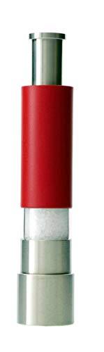 Salt And Pepper Grinder Set or Singles, Grind Gourmet Original Pump & Grind Cooking Gadgets, Spice Grinder, Pepper Mill, Modern Push Button Salt N Pepper Grinders, Buy 1, 2