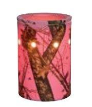 Scentsy Premium Warmer Mossy Oak Break-Up Pink