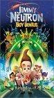 DVD : Jimmy Neutron - Boy Genius [VHS]
