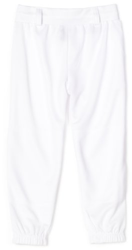 Easton Youth Pro Pull Up Pant, White, Large