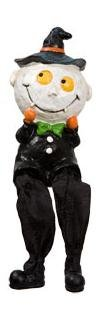 Scary & Non Scary Halloween Decorations (Whimsical Dangle-Leg Halloween Character # 4) for $<!--$9.69-->