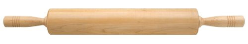 Fletchers' Mill Rolling Pin, Maple - 15 Inch made in New England