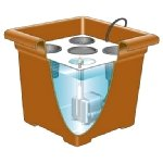 Cheap Sunleaves Garden of Ease – Hydroponics Bubble System