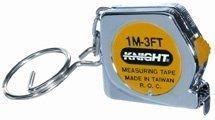 Toysmith Key Chain Tape Measure by Toysmith