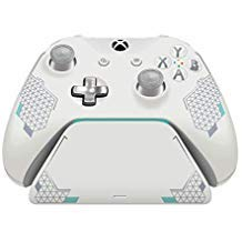 Controller Gear Sport White Special Edition Xbox Pro Charging Stand (Controller Sold Separately) - Xbox One