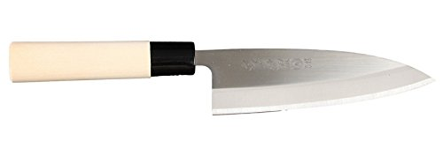 JapanBargain S-1548, Japanese Kitchen Deba Knife, Stainless Steel