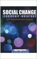 Book Social Change Leadership Inventory: Self-Assessment and Analysis by BRUNGARDT CURTIS L (2010-06-17)