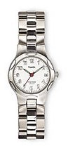 Timex Indiglo Ladies Silver Casual Watch T21462