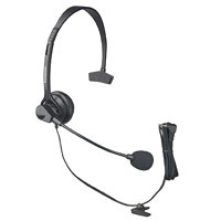 Panasonic KX-TCA60 Hands-Free Headset with Comfort Fit Headband for Use with Cordless Phones (Panasonic Cordless Phone Headset compare prices)