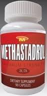 Methastadrol