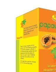 Nature's Papaya Pack Treatment Pack For Blemishes and Pigmentation 60 ()