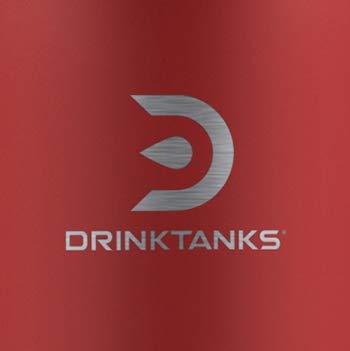DrinkTanks 64 oz Vacuum Insulated Stainless Steel Beer Growler by DrinkTanks (Image #2)