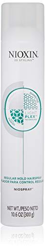 Nioxin 3D Styling Lighflex Niospray Hairspray, Regular Hold, 10.6 Ounce