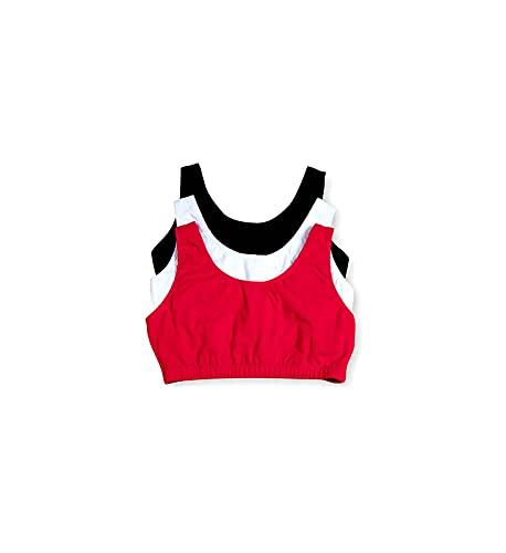 Fruit of the Loom Women's Tank Style Sports Bra - 3