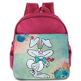 MYKKI Rabbit With Hearts Children Personalize Tote Bag - Online Ban Tim