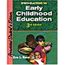 Amazoncom Introduction To Early Childhood Education 9780766800472