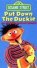 Sesame Street - Put Down The Duckie [VHS]