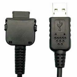 eForCity Hotsync & Charging USB Cable for HP iPAQ