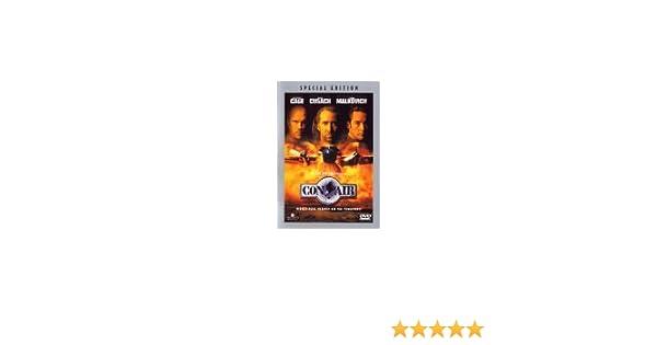 Con Air [Alemania] [DVD]: Amazon.es: Nicolas Cage, John Cusack, John Malkovich, Steve Buscemi, Ving Rhames, Colm Meaney, Mykelti Williamson, Rachel Ticotin, ...