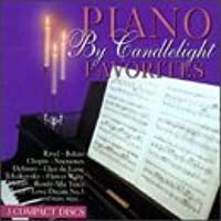 Piano By Candlelight Favorites