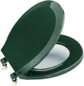 Kohler K-4662-97 Lustra Round Toilet Seat - Timberline Lustra