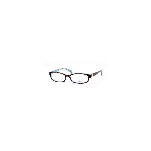 KATE SPADE Monture lunettes de vue ELISABETH 0JEY Écailles/Bleu aquatique 49MM