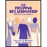Helping Relationship - Process & Skills (8th, 03) by Brammer, Lawrence M - MacDonald, Ginger [Paperback (2002)]