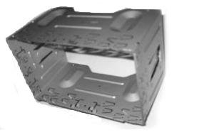 Pioneer Mounting Sleeve AVIC-8000NEX AVIC-8100NEX AVIC-8200NEX FH-X520UI FH-X720BT FH-X721BT by PIONEER