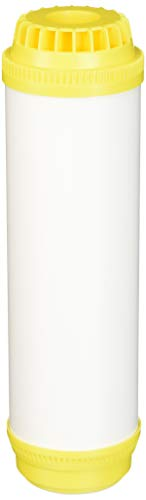 (Hydronix HX-UDF-10C100E Softening Filter Cartridge with NSF Certified Cation Resin 2.5