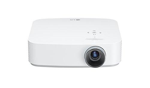 LG Beamer PF50KS tot 254 cm (100 inch) CineBeam Full HD LED-projector (600 lumen, USB Type-C, webOS), wit