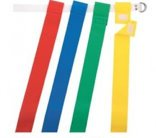 Martin Sports Flat Football Belt & Flags - Blue