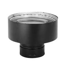 8 inch stove pipe adapter - 4