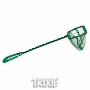 Trixie Aquarium Fish Net, Green, Small: 7 × 6 cm ()