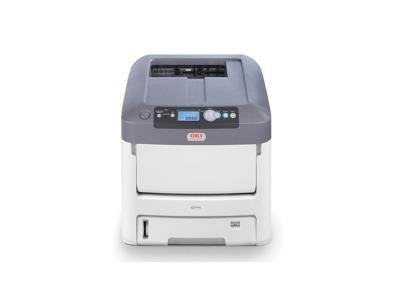Oki C711N LED Printer - Color - 1200 x 600 dpi Print - Plain Paper Print - Desktop (62433501) (C711n Led Printer)