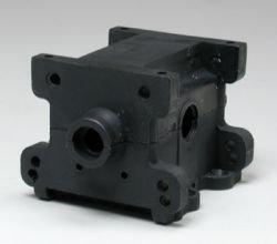 Duratrax Gearbox Bulkhead Set Nitro Demon