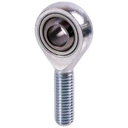 Rod end GT DIN 648 Series K External Thread M16 Left Maintenance-Free