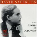 Plays Chopin and Godowsky