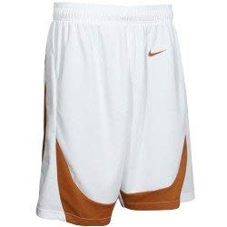 Nike Texas Longhorns White Replica Shorts (Nike Texas Longhorns Shorts)