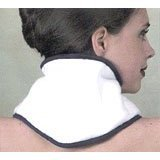 Duromed Therabeads Moist Heat Pack - Microwave & Reuseable Pad - 6 1/2 x 22 - Neck Collar Model # 4505 by TheraBeads